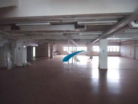Loja Com Mezanino Para Alugar - Estoril - Lo0045