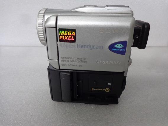 Sony Dcr Câmera Filmadora Digital Cartão Fita =nova Coleção