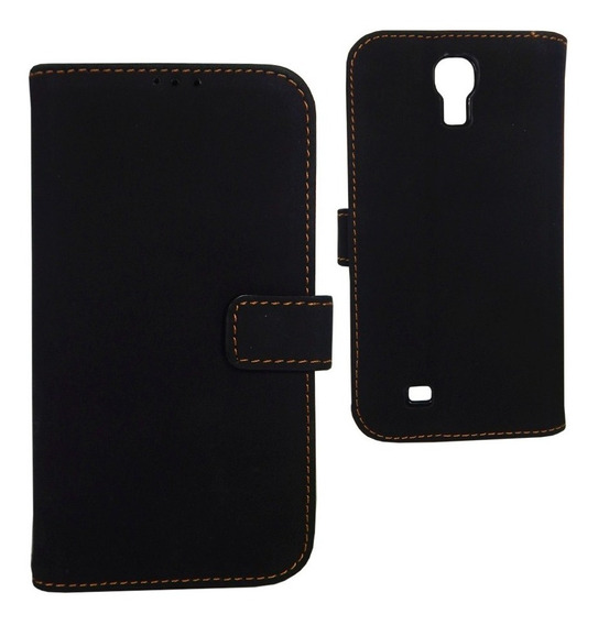 Galaxy S4 Funda Flip Cover Tipo Cartera De Piel Super Calida