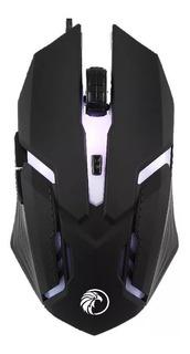 Mouse Gamer Razeak Ergonomico Usb 6 Botones Rm-015® Ty