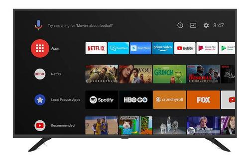 Imagen 1 de 4 de Tv Smartv 50 Pulgadas 4k Android Master G