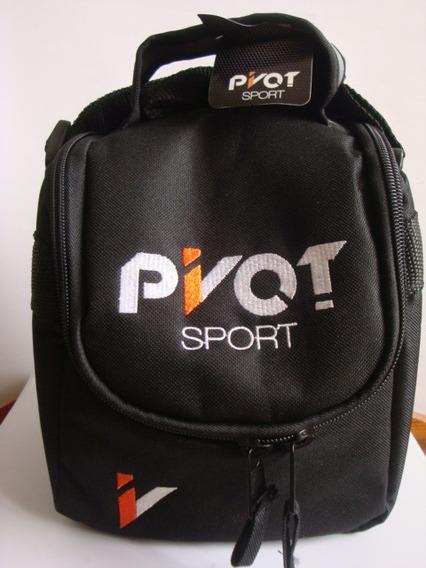 Lonchera Termica Escolar Y Adultos, Marca Pivot Sport