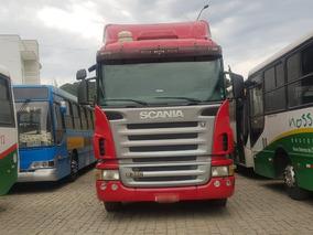Scania G380 6x2 Ano 2008