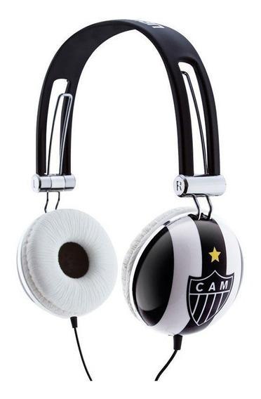 Fone De Ouvido Waldman Atlético Mineiro Headphone