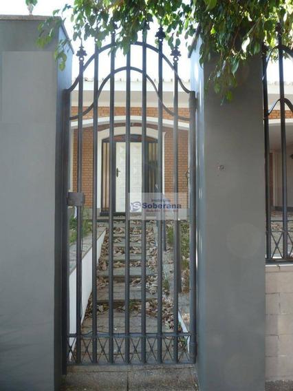 Casa Com 3 Dormitórios Para Alugar, 246 M² - Nova Campinas - Campinas/sp - Ca2891