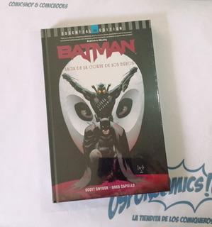 Batman Saga De La Corte De Los Buhos De Dc Comics Mexico