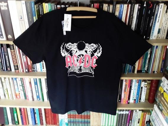 Camiseta Ac Dc Tamanho G