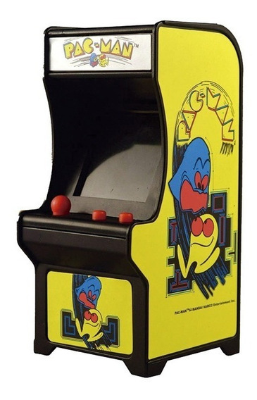 Mini Juego Retro Tiny Arcade Pac-man 376 E.full