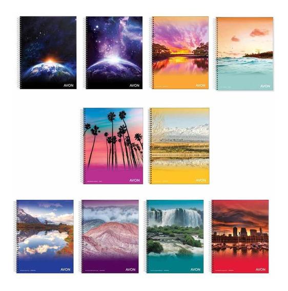 Cuadernos Universitarios Por 10 Unidades, A4 De 84 Hojas