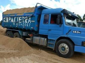 Caminhão Scania Traçado Caçamba
