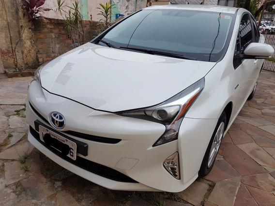 Toyota Prius 2016 Híbrido Elétrico Branco Perolizado