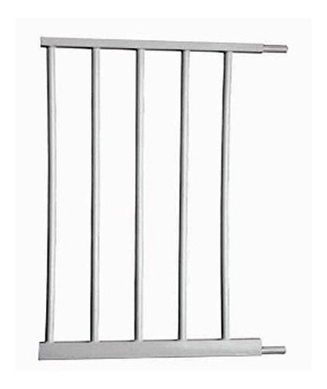Chicco Extensión 72mm Puerta De Seguridad Metalica Babymovil