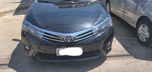 Imagem 1 de 13 de Toyota Corolla 2015 2.0 16v Xei Flex Multi-drive S 4p