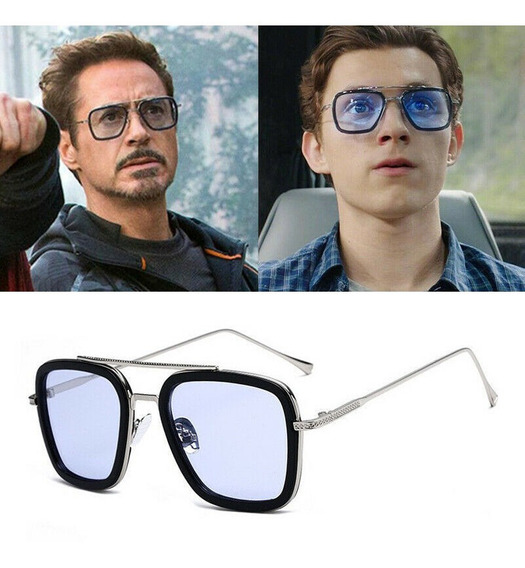 Gafas Tony Stark Avengers Spiderman