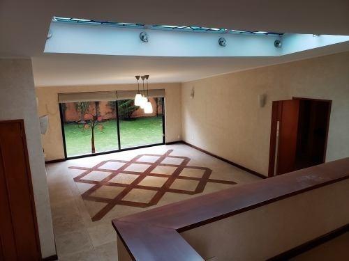Rento Casa En Fuente De Acueducto, Tecamachalco En $43,500