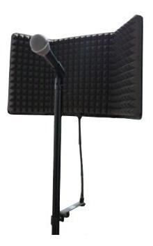 Panel De Aislamiento Para Microfono 64 X 32 X 10 Cm