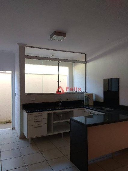 Casa Residencial À Venda, Vila São José, Taubaté. - Ca1100