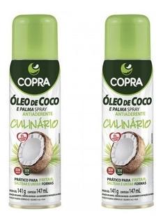 Kit 2 - Óleo De Coco Spray Extravirgem 200ml - Copra