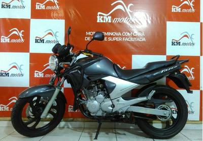 Fazer Ys 250 Cinza 2006