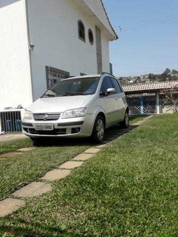 Fiat Idea Hlx 1.8 Completo Km 91200 Impecavel Pneus Novos