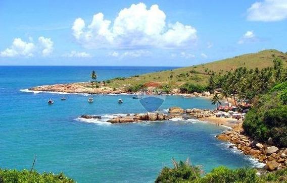 Terreno Residencial À Venda, Enseada Dos Corais, Cabo De Santo Agostinho. - Te0018
