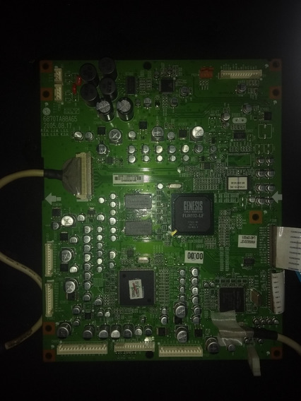 Placa Principal Tv Lg Modelo 37lp1r-me