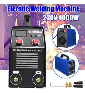 Zx7-200d 220v 10-200a 4000w Igbt Arco Soldadores Inverter
