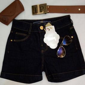 9e5a10646 Shorts Jeans Dimy Feminino Luxo Blogueira/instagram
