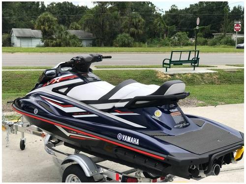 Vx Cruiser Ho 2019 Azul Yamaha Sea Doo Gtr Gti 155 Fx Ho Vxr