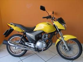 Cg 150 Titan Mix Eds Amarelo 2013 Whast 11 96846-8485