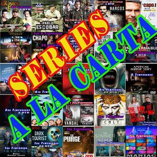 Series A La Carta, Series Variadas Todos Los Generos En Dvd