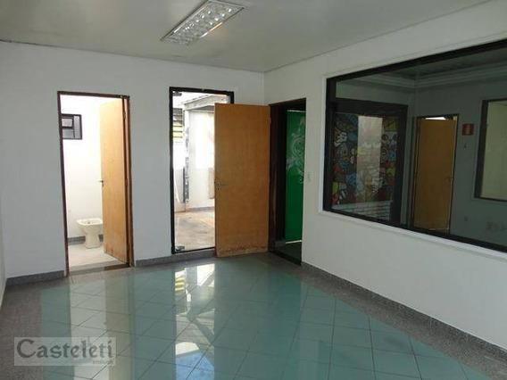 Casa Para Alugar, 185 M² Por R$ 1.880,00/mês - Swift - Campinas/sp - Ca00818