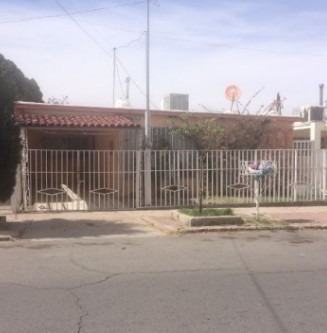 Céntrica Casa De 1 Planta En Col. Guadalupe