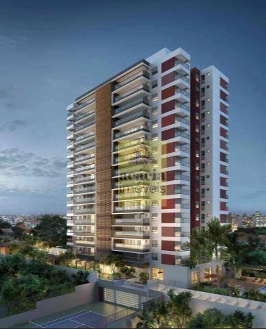 Imagem 1 de 17 de Apartamento Com 4 Dormitórios À Venda, 167 M² Por R$ 1.896.525,43 - Vila Romana - São Paulo/sp - Ap2664