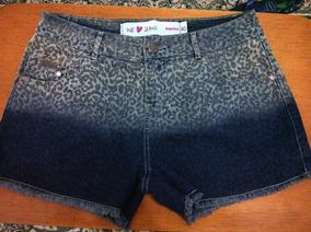 Shorts Jeans Tamanho 40 Novo
