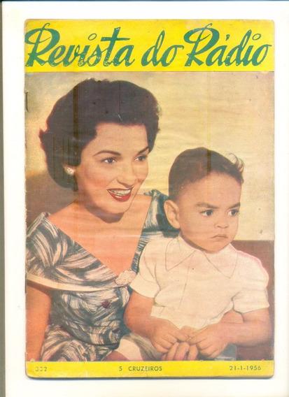 *sll* Revista Do Rádio N. 332 - Ano Janeiro De 1956