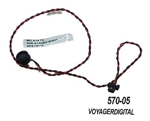 Para Laptop,bgh Positivo C510,microfono,50r-a14001-0301