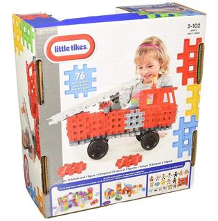 Mga Camion Escolar De Bloques Litlle Tikes Toy