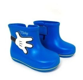 Bota Disney Cute Galoch 21987 Azul