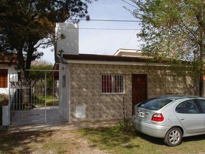 Casa 3 Amb Al Frente 6 Personas En Las Toninas Calle 5 Y 30
