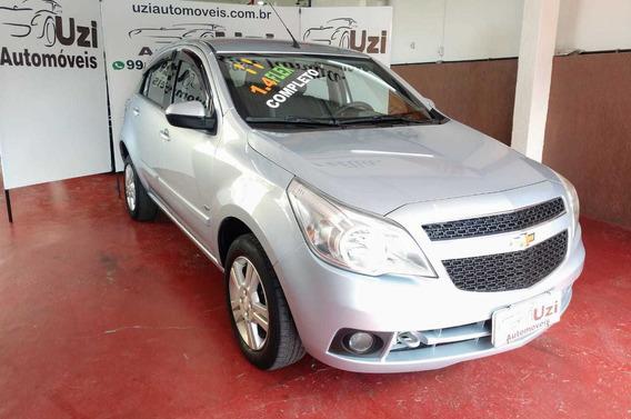 Chevrolet - Agile Ltz 1.4 Flex Completo 2011