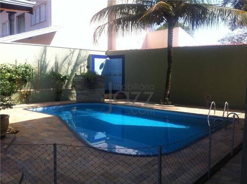 Imagem 1 de 30 de Casa Residencial À Venda, Barão Geraldo, Campinas. - Ca2827