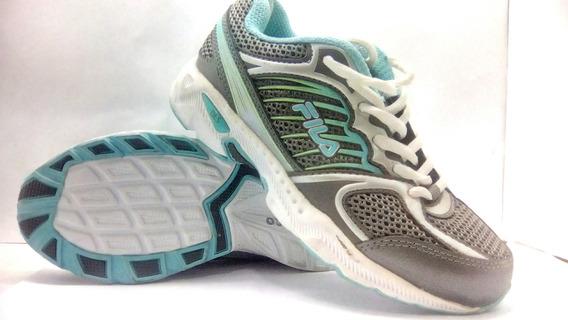 Zapatos Deportivos Para Niñas Fila 100% Original