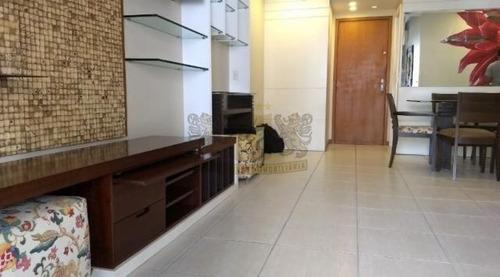 Imagem 1 de 15 de Apartamento 3 Quartos 1 Vaga - 3595
