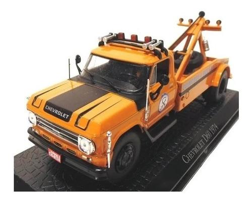 Miniatura Chevrolet D 60/salvat