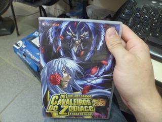 Dvd - Cavaleiros Do Zodíaco A Saga De Hades 3 (frete Grátis)