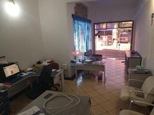 Imagem 1 de 5 de Salão Comercial Com 50 M²  - 100643