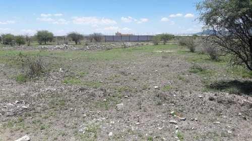 Terrenos En Venta En Pedro Escobedo, Las Glorias