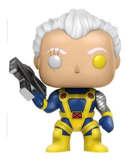 Marvel X-men - Cable - Funko Pop! - Robot Negro