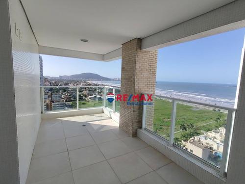 Imagem 1 de 30 de Cobertura Duplex Em Condomínio Novo, 3 Dormitórios À Venda Por R$ 1.500.000 - Praia Da Enseada - Guarujá/sp - Co0260